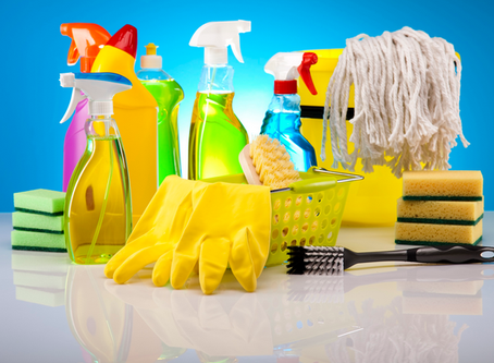 What kind of services do the cleaning services company offers?