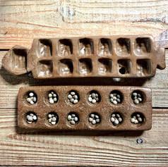 Owari gameboard West Africa