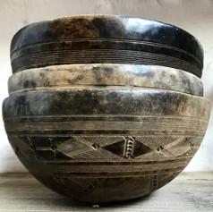 Tuareg bowls