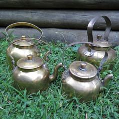 Brass kettles India