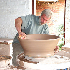 Day One: drawing out the bowl