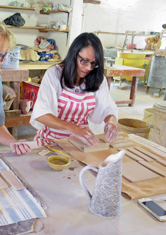 Tile makers