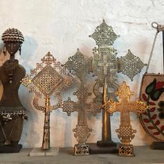 Coptic crosses Ethiopia