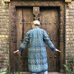 Kantha-Ware Coat
