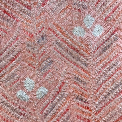 Haori: tie-dye (long)