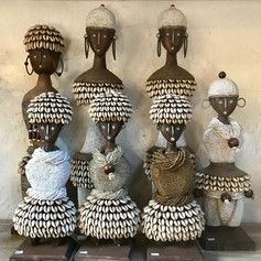 Namji dolls Cameroon