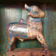Nandi toy India