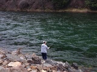 CDA River - Bob