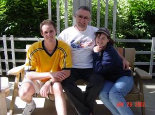 June - Brian, Bob, Tracy