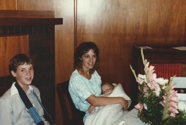 Brian, Kath, cousin Kirsten