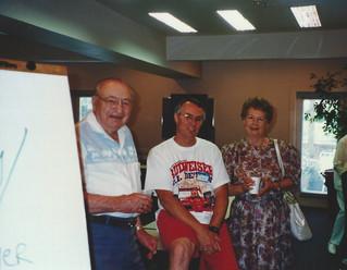 July - Leonard, Bob, LaVelle