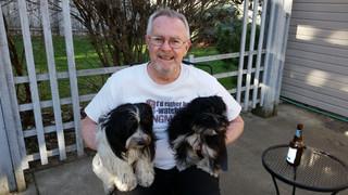 April - Daisie, Bob, Joey