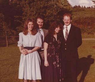 May - Kath, Bob, Linda, Spence