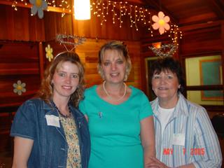 May Julie, Kath, Patty