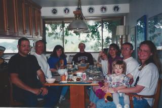 June - family