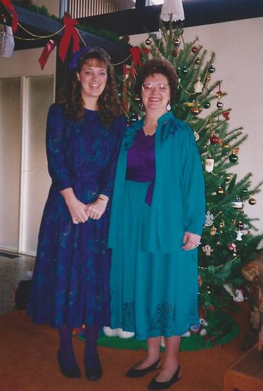 Dec - Kath, Shirley
