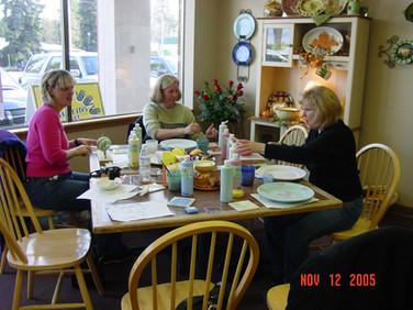 Nov - Kath, Lora, Kathy