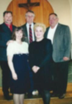 2002-04 Bolam 100 Bob with Hackneys Gary