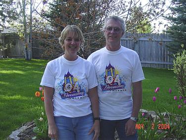 April - Kath & Bob
