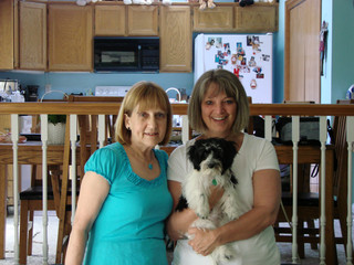 June - Cheryl, Kath, Daisie