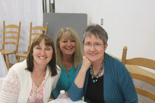 June - Karen, Kath, Jan
