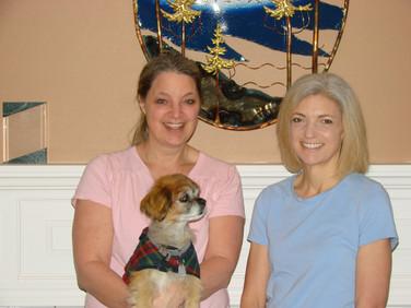 May - Kath, Mokie, Linda