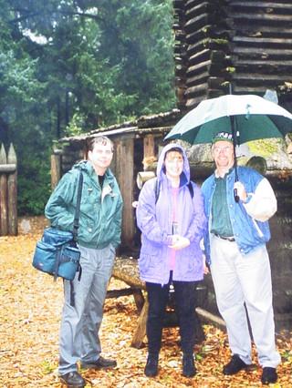 Nov - Doug, Kath, Bob