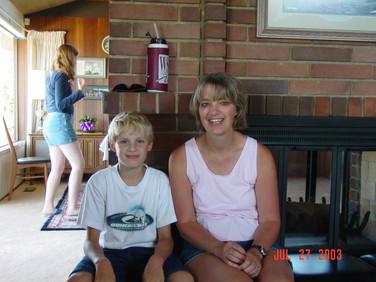 July - Fiona, Marcus, Kath
