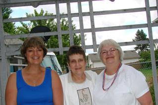 July - Shirley's 80th