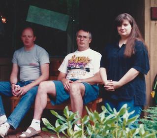 July - Spence, Bob, Linda