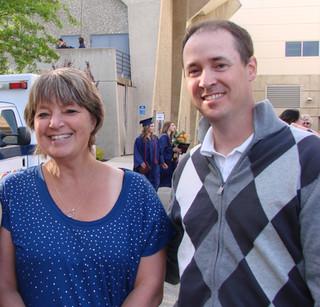 June - Marcus Graduation