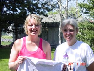 May - Kath & Linda