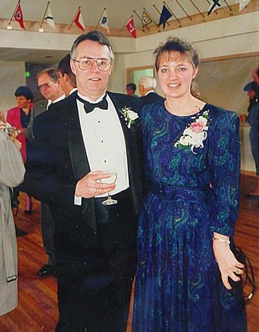Feb - Bob & Kath