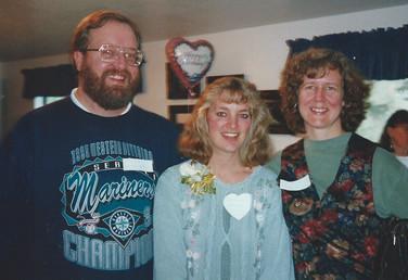 Nov - Steve, Kath, Lora