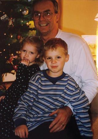Dec - Katelyn, Marcus, Bob