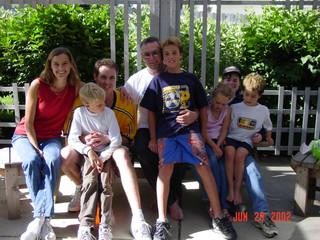 June - kids & grandkids
