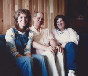 Kath, Dad, Linda