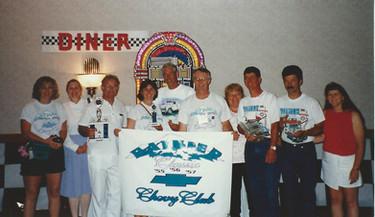 July - Rainier Classic Chevy Club