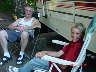 July - Bob, Marcus