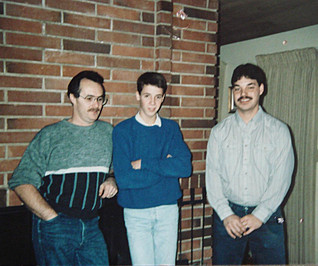 Nov - Bob, Brian, Brian