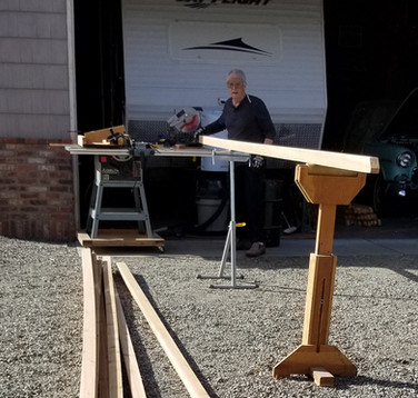 Awning project - Bob