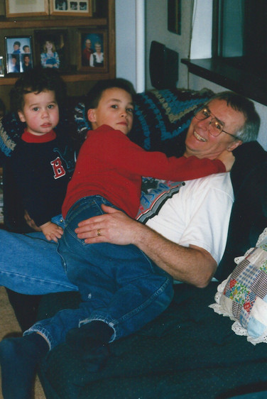 Feb - Sam, Cody, Bob