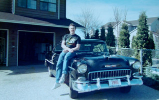 Bob & Betsy our '55