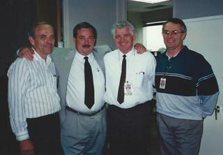 Tony, Ray, Dwight, Bob