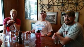 May - Marcus, Bob, Brian