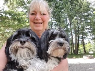June - Joey, Kath, Daisie