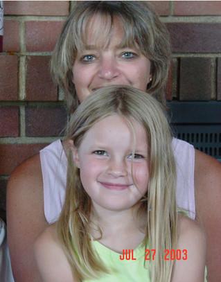 July - Kath, Katelyn