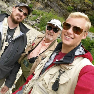 June - Brian, Bob, Marcus