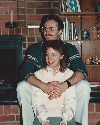 1985 Bob & Kath