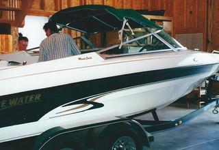 June - new boat